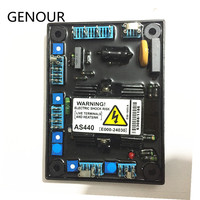 AS440 AVR For Brushless Stamford Alternator High Quality Generator Spare Part Voltage Regulator Automatic