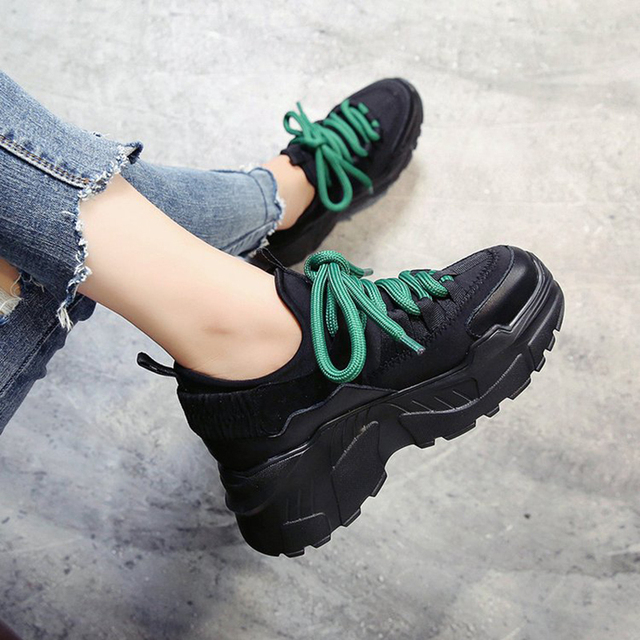 Platform Sneakers - 2 Colors 1