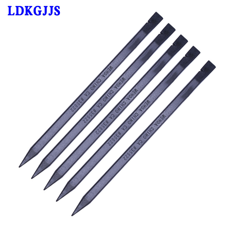 5pcs/lot Plastic Pry Opening Tools For IPhone IPad Samsung Black Anti Static Spudger Outillage Mobile Phone Repair Tool