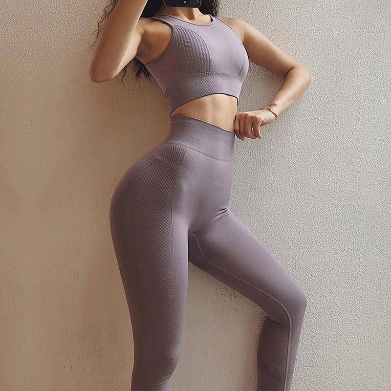 High Waisted Mesh Seamless Yoga Pants Scrunch Butt Workout legging Sports Women Fitness Gym Leggings Running Tights Activewear 1