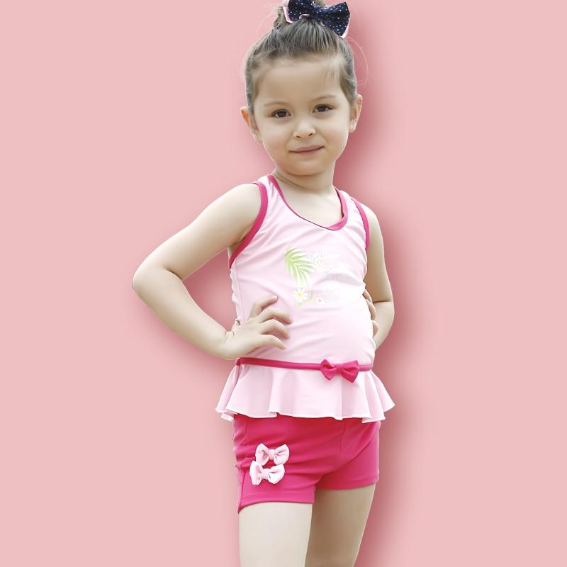 Childrens Swimsuit Girls Bikini Baby Girl Swimwear Little -8301