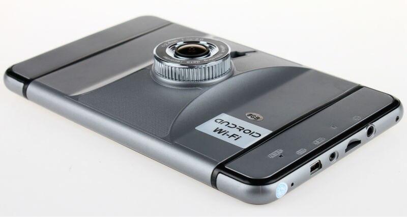 Auto GPS Navigation DVR Dash cam 7,0