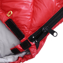 POINT BREAK CY-011A-3 Outdoor Camping Hiking Travel sleeping Bag Side Pocket Design Winter Envelope Type Sleeping Bag