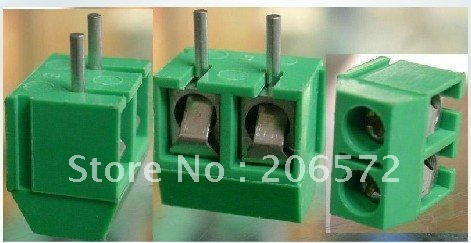 XP306 5.08mm 2P 3P 4P connectors binding post  barrier terminal Blocks