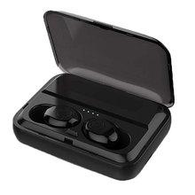 TIANENHUI TWS Bluetooth 5.0 Earphones Noise Reduction Wireless Headphones Headset Sport Earbuds With Mic Charging Power