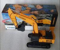 Rare! Hyundai R805LC 7 Excavator Engineering Vehicles 1/50 Scale Die Cast Model