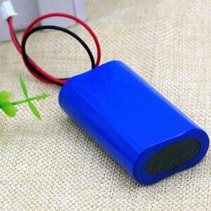 Image 4 - LiitoKala 3.7 فولت 18650 بطارية ليثيوم حزمة 2600mAh 5200mAh الصيد مصباح ليد سمّاعات بلوتوث 4.2 فولت الطوارئ لتقوم بها بنفسك بطاريات + PCB