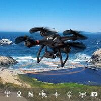 X21 двойной gps Follow Me Радиоуправляемый Дрон с HD Камера 1080 P 2,4 г WI FI gps положение горючего Безголовый бесщеточный мотор вертолет Дрон