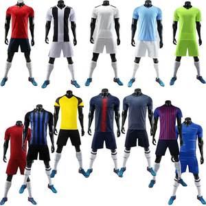 Soccer Jersey Customized Sportswear   shorts Adults   children jerseys  Blank Soccer d9bb8a0f3