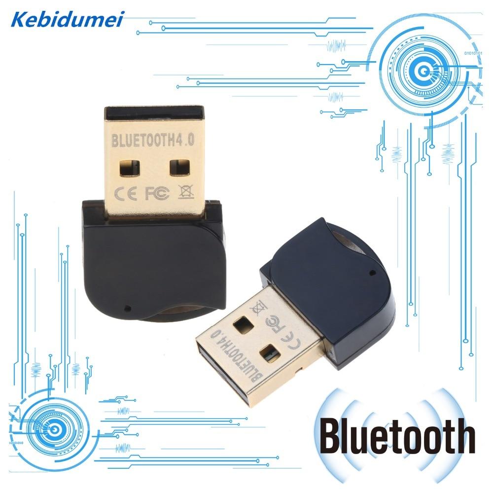kebidumei 2018 mini usb bluetooth 4 0 adapter dongle. Black Bedroom Furniture Sets. Home Design Ideas