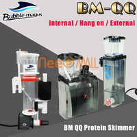 Bubble Magus QQ Nano Aquarium Internal Protein Skimmer Sump Pump For Saltwater Marine Reef Needle Wheel