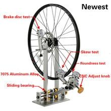 Профессиональные колеса для велосипеда, Настраиваемые диски для велосипеда, набор колес для шоссейного велосипеда BMX, инструменты для ремонта велосипеда, 7075 алюминиевый сплав