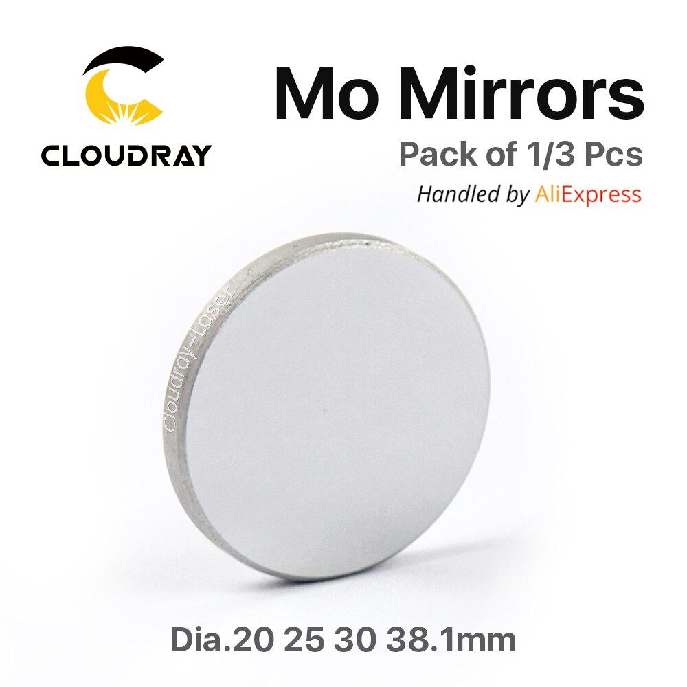 Cloudray Vysoce kvalitní Mo Mirror Dia. 15 19,05 20 25 30 38,1 mm - Měřicí přístroje - Fotografie 4