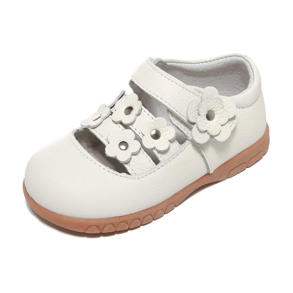 Bebé Niño Niña Zapatos Kids Zapatos Mary Jane Vestido De Cuero Genuino Talle 5 A 13