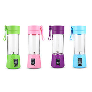 Finether USB Portable Small Blender Juicer Fruits Mixer