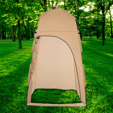 TOMSHOO Portable Shower Toilet Camping Tent Outdoor Shower Bath Changing Fitting Room Tent outdoor Privacy Shelter quick opening dressing shower fishing tent one touch waterproof camping toilet changing room with carrying bag