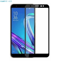 На Алиэкспресс купить стекло для смартфона 2pcs full cover tempered glass for asus zenfone lite l1 g553kl g553 kl screen protector glass protective film