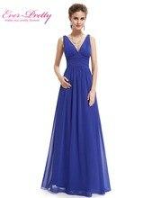 Prom Dresses New Arrival Império EP09016 Sempre Muito Especial Ocasião Vestidos de Decote Em V Elegante Longo do Baile de finalistas Vestidos de 2016(China (Mainland))