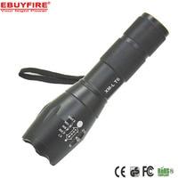3x AAA Flashlight 18650 E17 ZOOM LED Torch Flashlights 5 Mode CREE XML T6 L2 3800LM