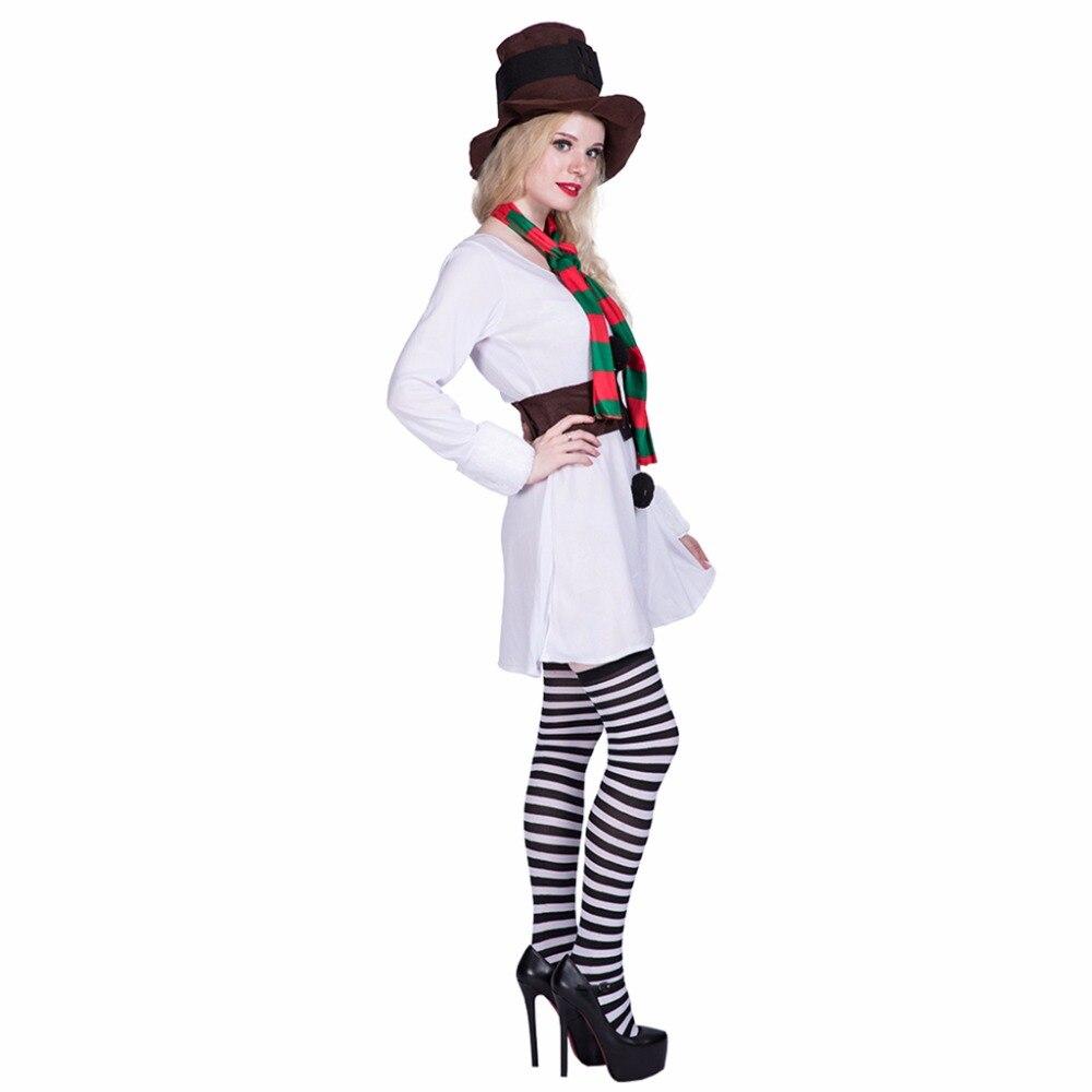 Sexy snowman girl — 2