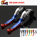 For HONDA CBR 650F CBR650F CB650F 2014 2015 2016 Motorcycle Accessories Adjustable Folding Extendable Brake Clutch Levers
