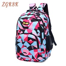 Children Backpacks School Bags For Teenagers Boys Girls Big Capacity School Backpack Waterproof Satchel Kids Book Bag Mochila цены