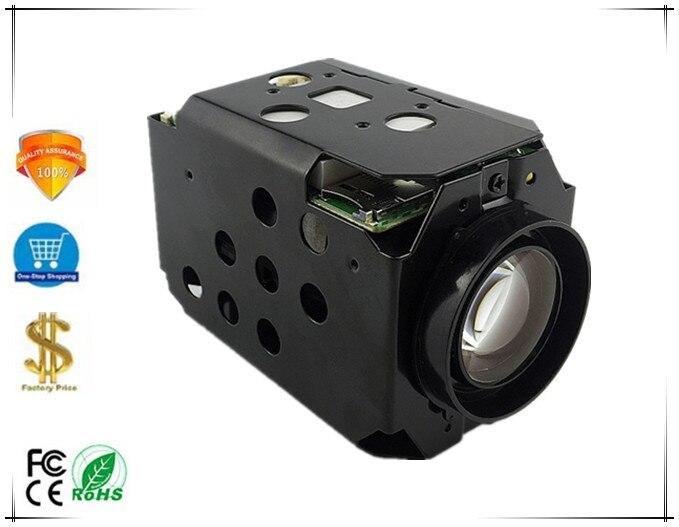 スターライト 3516C + ソニー IMX291 4.7 84.6 ミリメートル 18X オートフォーカスズーム IP カメラモジュール 1080 H.265 25FPS 高速運命 ONVIF オーディオ P2P  グループ上の セキュリティ & プロテクション からの 監視カメラ の中 1