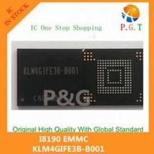 1pcs for samsung I8190 EMMC KLM4GIFE3B B001