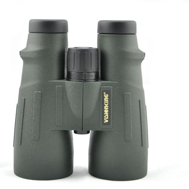 Cheap Visionking Top Quality 8x56ED Binoculars Birdwatching/Hunting Waterproof Bak4 Telescope Fogproof Binocular Jumelles Longue Vue