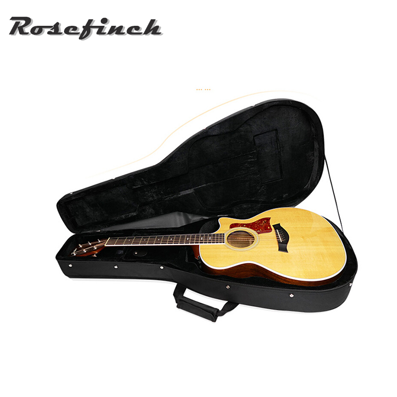 Top Quality 39 40 41 inch Classic Guitar Acoustic Guitar Case For Acoustic Guitar Free Shipping GP17 mono m80 acoustic dreadnought guitar case