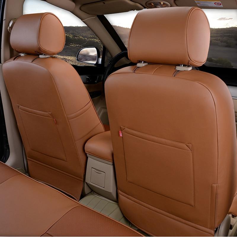 AutoDecorun Custom Fit asiento de la cubierta para Ford Explorer 2016 - Accesorios de interior de coche - foto 2