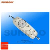 300N כוח אנלוגי מד למשוך לדחוף Sundoo SN 300|מכשירי מדידה בכוח|כלים -