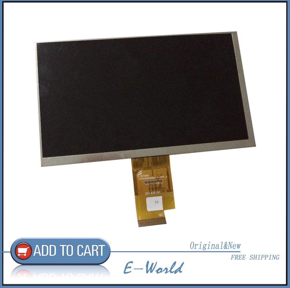 Original and New 7 LCD screen FY07018DH28B36-1-FPC_A FY07018DH28B36-1-FPC FY07018DH28B36 FY07018DH for tablet pc free shippingOriginal and New 7 LCD screen FY07018DH28B36-1-FPC_A FY07018DH28B36-1-FPC FY07018DH28B36 FY07018DH for tablet pc free shipping