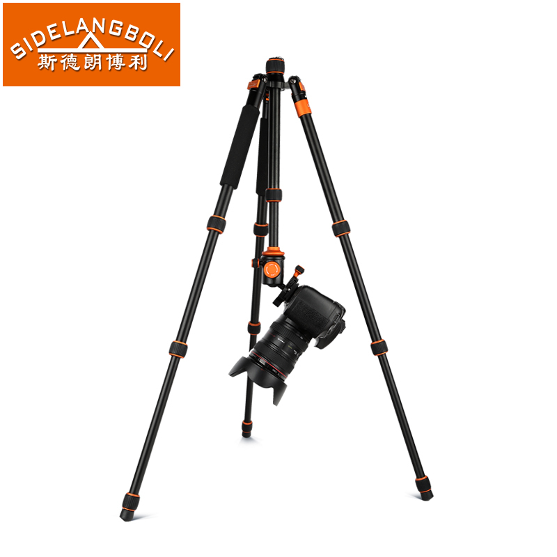 2016 New SL-288 Portable Tripod For SLR Camera Tripod Ball Head Monopod Changeable Load Bearing 15KG DHlL Free Shipping qzsd q999 portable tripod for slr camera tripod ball head monopod changeable load bearing 18kg