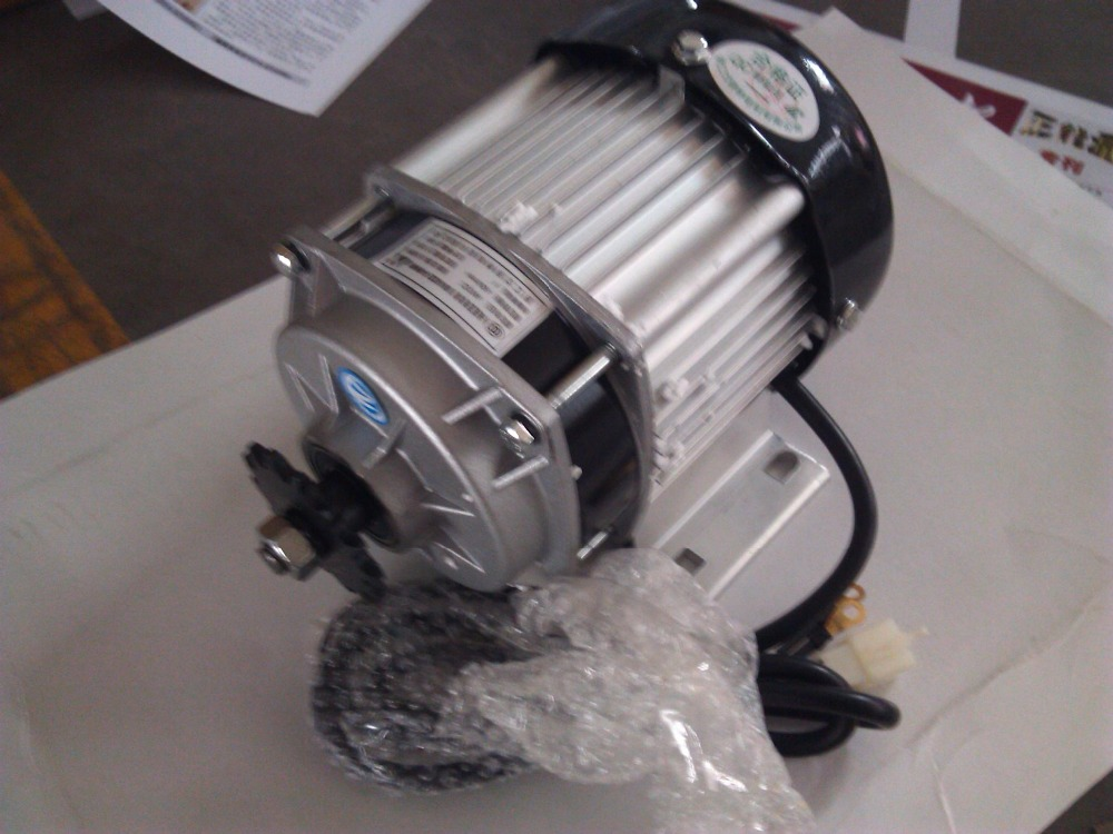 Fast Shipping 60v 750w Brushless Electric Motor Unite