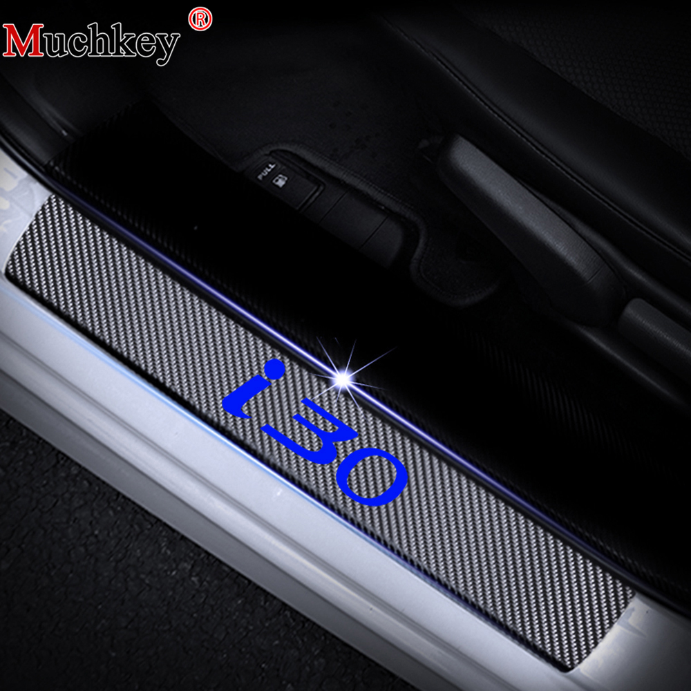 2005-2013 CAR DOOR SILL PROTECTOR SILLS GUARD for SEAT LEON 2