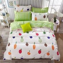 cartoon mickey mouse comforter bedding set bed linen 3d duvet cover bed sheet pillowcases full queen