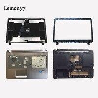NOUVEL Ordinateur Portable LCD Capot SUPÉRIEUR pour HP Probook 450 455 G2 LCD Avant lunette/Repose-poignets Supérieure/Bas cas couverture 791689-001 AP15A000410