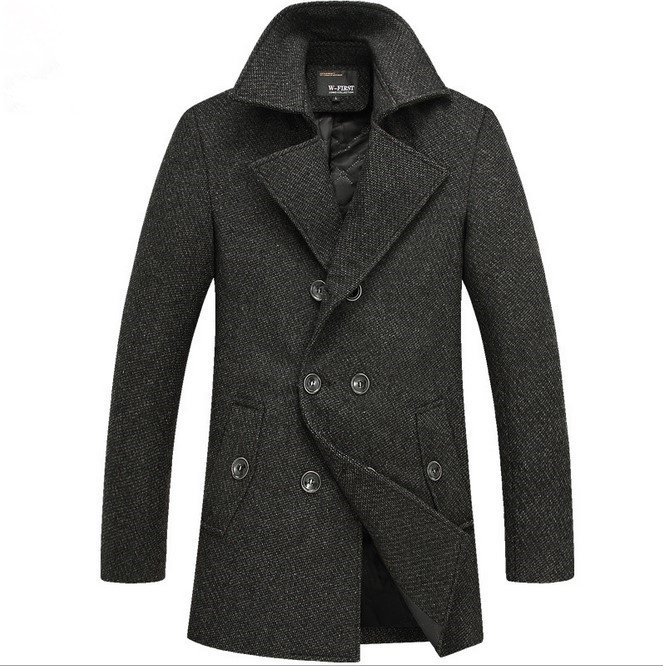Online Get Cheap Pea Coat Brown -Aliexpress.com | Alibaba Group