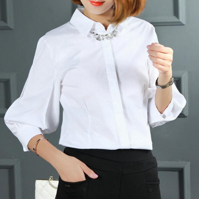 Three Quarter Sleeve Shirts Women S