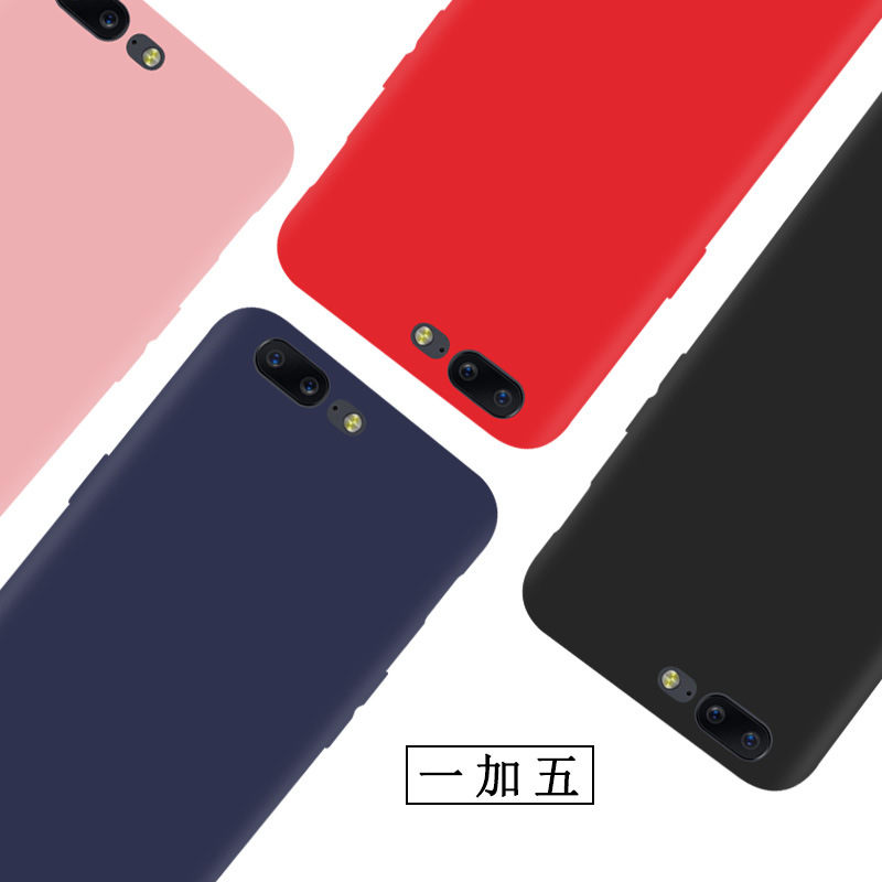 one plus 5 case oneplus 5 A5000 candy colorful Silicone Soft Protection Back Cover Case For One Plus 5 Phone case 1 plus 5 5.5
