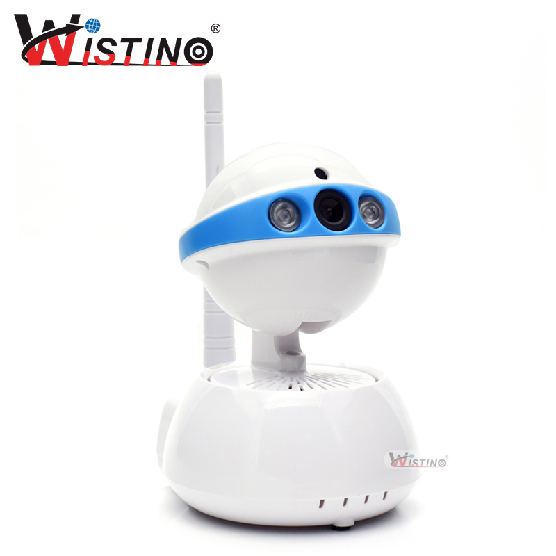 Wistino IP Camera Wireless Indoor Baby Monitor 960P Night Vision Wifi Video Camera Network Surveillance Security Cam Audio P2P wireless security cam 960p hd video surveillance recording streamed on smart devices 2 way audio surveillance nanny or pet cam