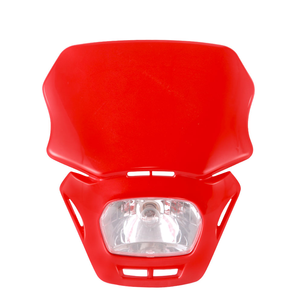Motorcycle Headlight Led Motocross Universal Headlamp Moto Headlamps Motorcycle Dirt Bike Motorcycle Headlight Lampada AS-0012