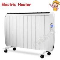 Бытовой электрический нагреватель 1800 Вт подвижный теплый, с подогревом конвекция экономия энергии сушки функция электрический радиатор ...