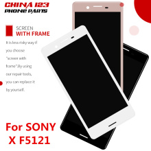 Original 5.0 1920x1080 Display For Sony Xperia X LCD with Touch Screen Digitizer Assembly F5121 F5122