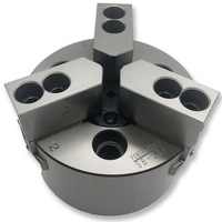 MZG SB 210 10 inch 3 Jaw Hollow Power Chuck for CNC Lathe Boring Cutting Tool Holder Hole Machining