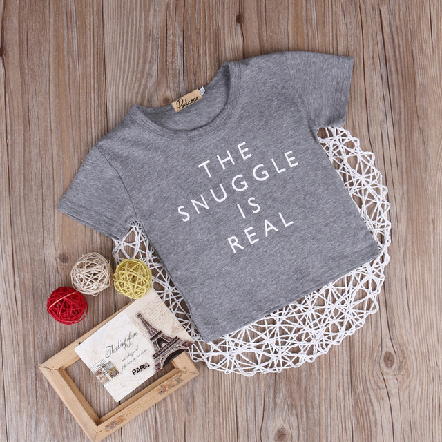 The Snuggle Baby T Shirt