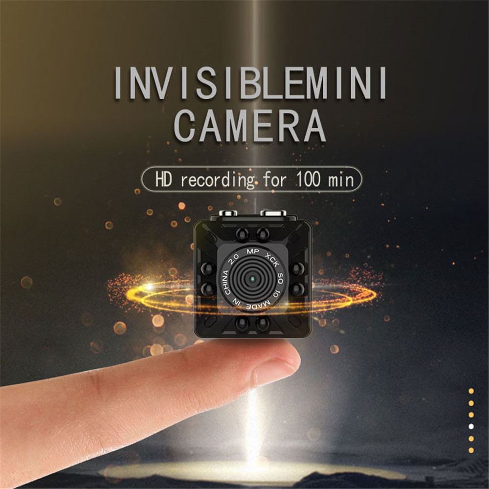 SQ10 Mini Caméra Enregistreur HD Motion Sensor Micro USB Caméra Full HD 1080 P SQ11 Mini Caméscope Infrarouge Nuit Vision SQ 11 Caméra