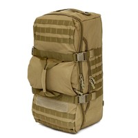 Large Capacity 60L Waterproof Handbag Military Tactical Backpack Outdoor Sports Camping Climbing Camouflage Molle Luggage Bags
