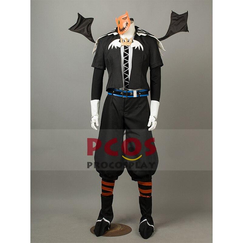 Королевство Сердца хэллоуинтуан Sora косплей костюмы Хэллоуин версия mp001058